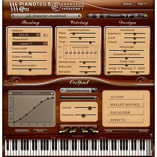 Modartt Kremsegg Historical Piano Collection 2 Add-On
