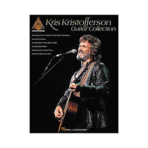 Hal Leonard Kris Kristofferson Guitar Collection Book-thumbnail