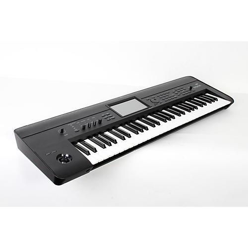 blemished korg krome 61 keyboard workstation 190839052308 guitar center. Black Bedroom Furniture Sets. Home Design Ideas