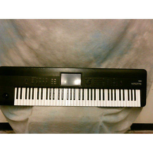 Korg Krome 73 Key Keyboard Workstation-thumbnail