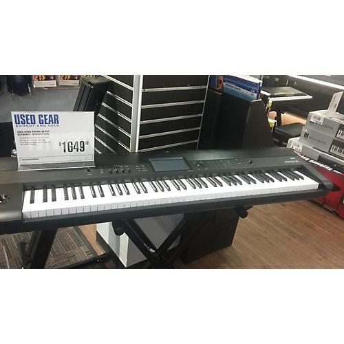 used korg krome 88 key keyboard workstation guitar center. Black Bedroom Furniture Sets. Home Design Ideas