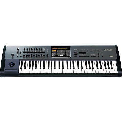 Korg Kronos 61 Keyboard Workstation-thumbnail