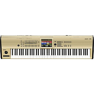 Korg Kronos 88 Key Music Workstation in Limited Edition Gold by Korg