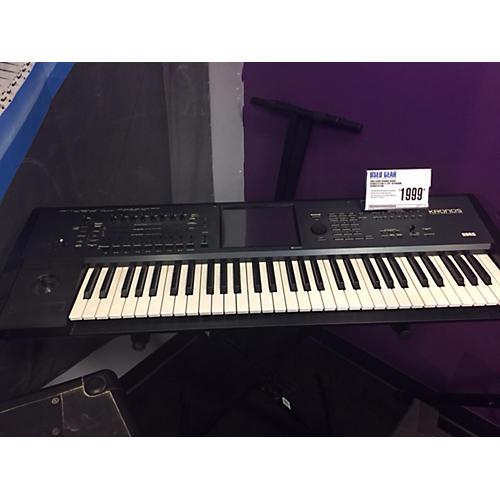 Korg Kronos Music Workstation 61 Key Keyboard Workstation-thumbnail