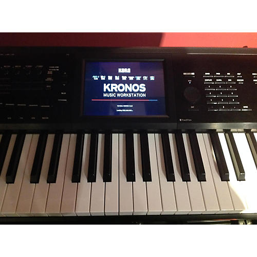 Korg Kronos New 88 Keyboard Workstation