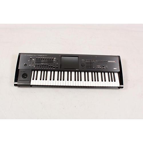 Korg Kronos X 61-Key Music Workstation  888365391540