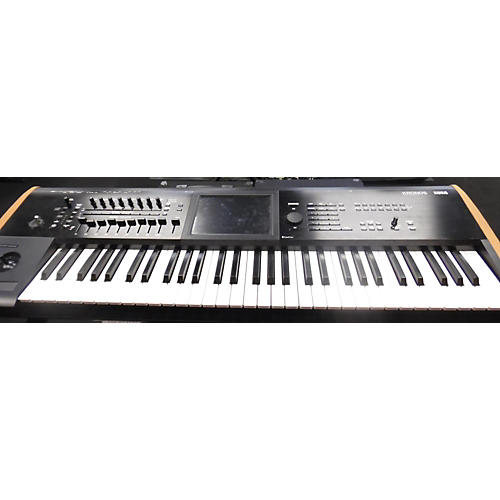 Korg Kronos X61 61 Key Keyboard Workstation-thumbnail