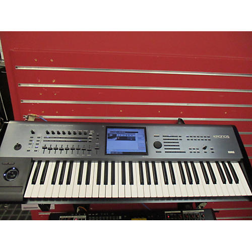 Korg Kronos X61 61 Key Keyboard Workstation-thumbnail