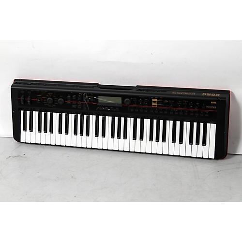 blemished korg kross 61 keyboard workstation 190839067913 guitar center. Black Bedroom Furniture Sets. Home Design Ideas