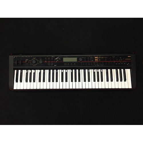 Korg Kross Keyboard Workstation-thumbnail