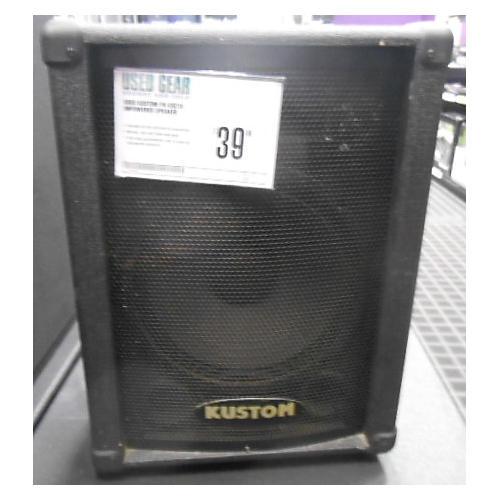 Kustom PA Ksc10 Unpowered Speaker