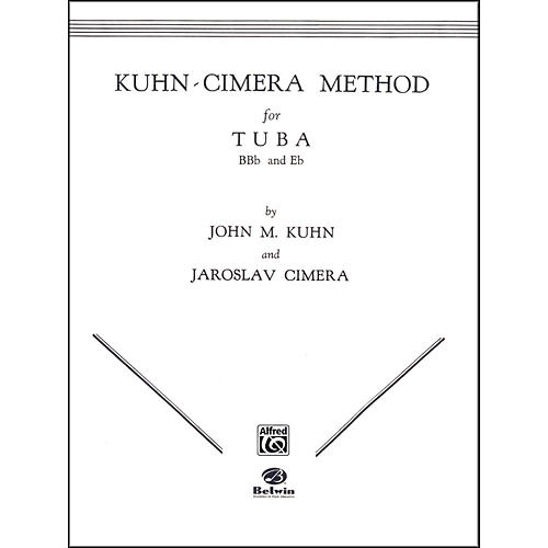 Alfred Kuhn-Cimera Method for Tuba Book I