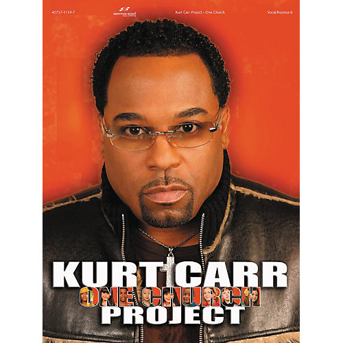 Brentwood-Benson Kurt Carr Project - One Church Piano/Vocal/Guitar Songbook-thumbnail