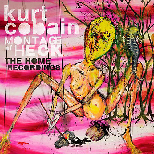 Universal Music Group Kurt Cobain - Montage Of Heck  CD