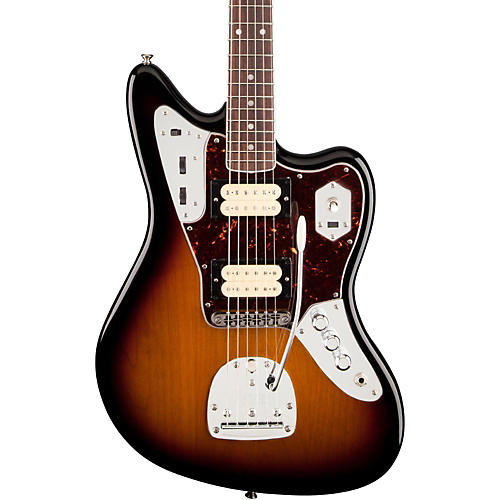 fender kurt cobain jaguar nos electric guitar 3 color. Black Bedroom Furniture Sets. Home Design Ideas