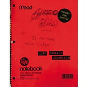 Alfred Kurt Cobain Journals (Book)