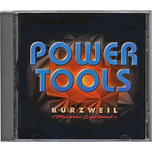 Kurzweil Kurzweil Power Tools