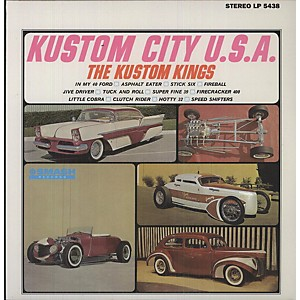 Kustom Kings - Kustom City by