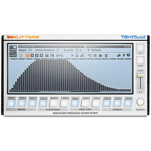 Tek'it Audio Kutter 2 Gate FX Plug-in Software Download-thumbnail