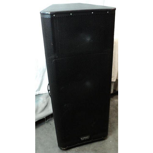used qsc kw153 3 way powered speaker guitar center. Black Bedroom Furniture Sets. Home Design Ideas