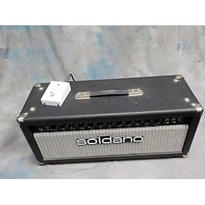 Pre-owned Soldano L-13 Tube Guitar Amp Head by Soldano