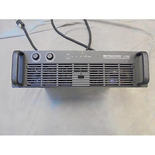 Dynacord L 1600 Power Amp