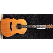 Larrivee L-19 LEAF 7 FLOWER Acoustic Electric Guitar