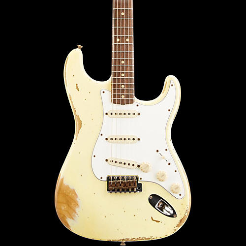 Fender Custom Shop L-Series 1964 Stratocaster Heavy Relic Electric Guitar-thumbnail
