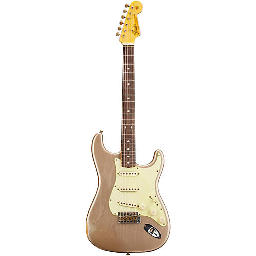 Fender Custom Shop L-Series 1964 Stratocaster Relic Electric Guitar-thumbnail