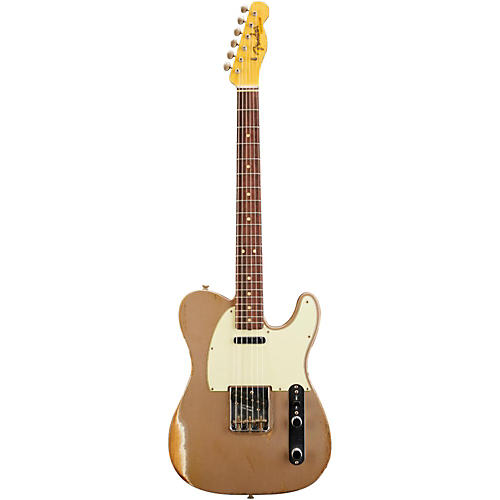 Fender Custom Shop L-Series 1964 Telecaster Heavy Relic Electric Guitar