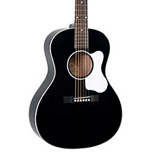 L0-16 Acoustic Guitar Black