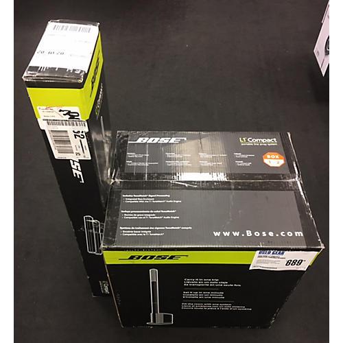 Bose L1 Compact Phaelates Powered Speaker-thumbnail