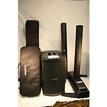 Bose L1 M1S WITH B2 AND COVERS Sound Package