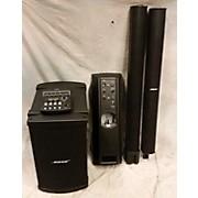 Bose L1 Model II W/ B2 BASS MODULE AND TONEMATCH Powered Speaker