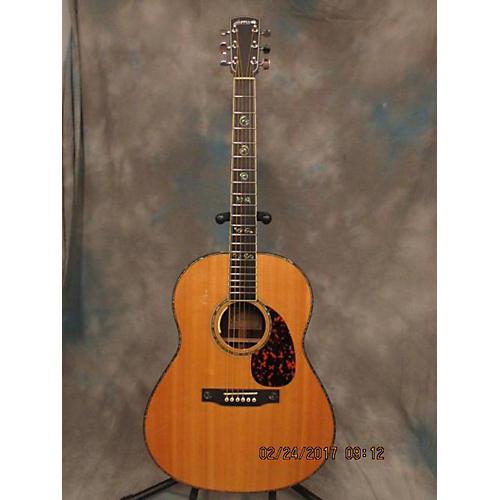 Larrivee L10 Custom Brazilian Acoustic Electric Guitar-thumbnail