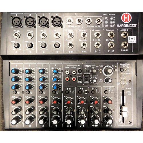 Harbinger L1202FX Powered Mixer-thumbnail
