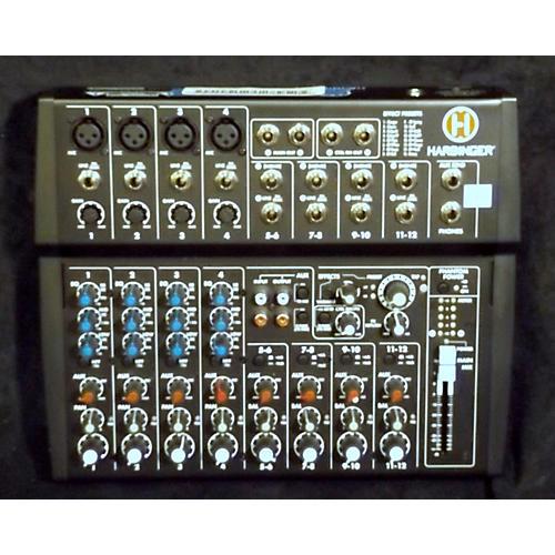 Harbinger L120FX Unpowered Mixer-thumbnail