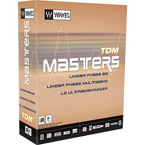 Waves L2 TDM to Masters TDM Upgrade
