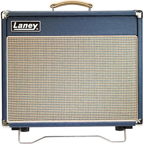 Laney L20T-112 20W 1x12 Tube Guitar Combo Amp Blue