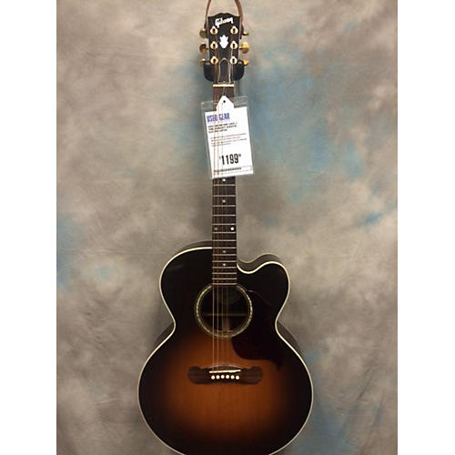 Gibson L4AEC Acoustic Electric Guitar-thumbnail