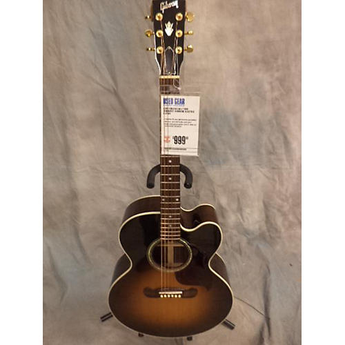 Gibson L4a Acoustic Electric Guitar