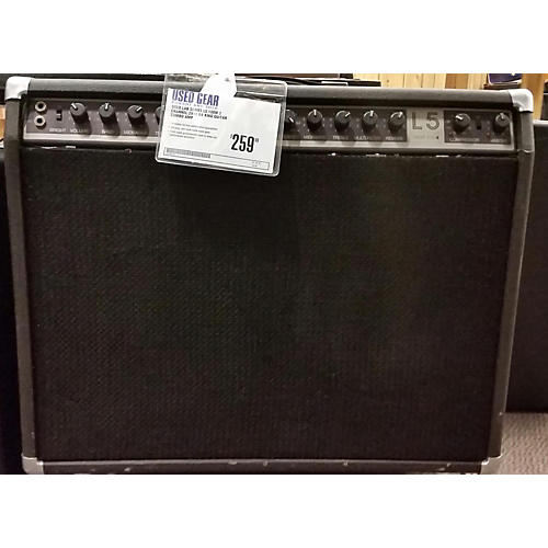 In Store Used L5 100W 2 Channel 2x12 BB King Guitar Combo Amp