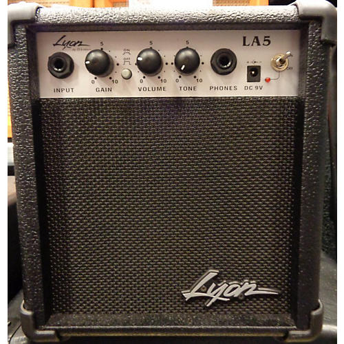 Lyon Company L5 Battery Powered Amp