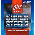 GHS L5000 Super Steels Electric Bass Strings  Thumbnail