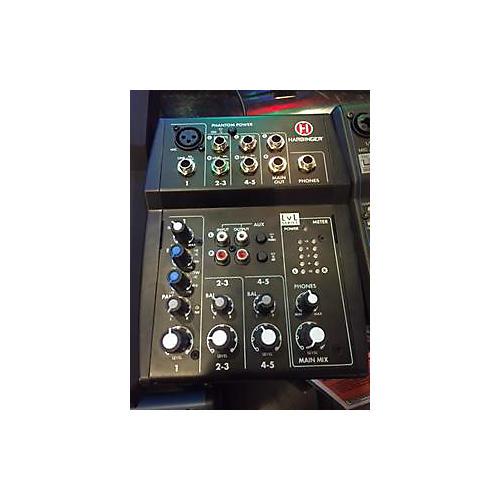 Harbinger L502 Line Mixer-thumbnail