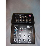 Harbinger L502 Powered Mixer