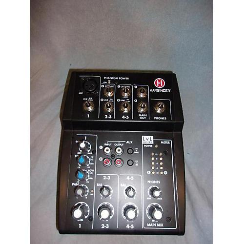 Harbinger L502 Powered Mixer-thumbnail