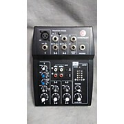 Harbinger L502 Unpowered Mixer