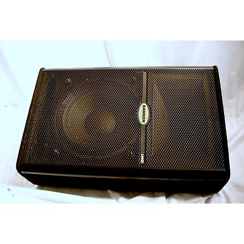 used samson l612 powered speaker guitar center. Black Bedroom Furniture Sets. Home Design Ideas