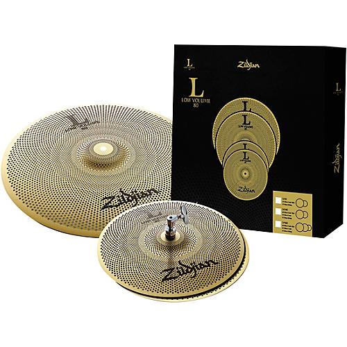 Zildjian L80 Series LV38 Low Volume Cymbal Box Set-thumbnail